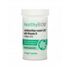 Пробиотик Primadophilus Reuteri с витамином Д