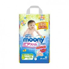 Трусики Moony-man M (6-10 кг) для деток начинающих ходить
