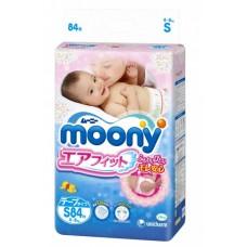 Подгузники Moony S 81 (4-8 килограмм)