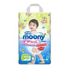 Трусики Moony-man M (5-9кг) для ползающих деток