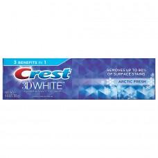 Отбеливающая зубная паста Crest 3D White Arctic Fresh