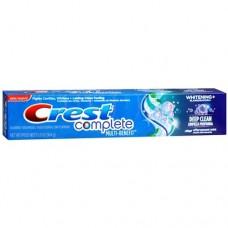 Отбеливающая зубная паста Crest Complete Глубокая очистка